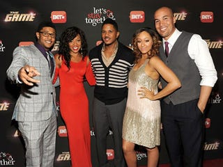 The Game cast (BET)