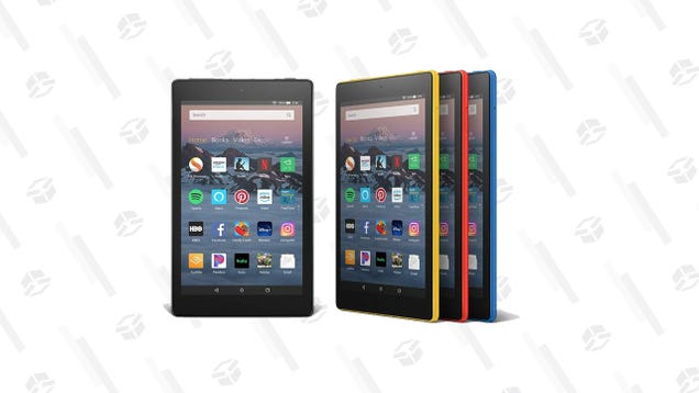All Amazon Fire HD 8 Tablets are $30 off, Today Only