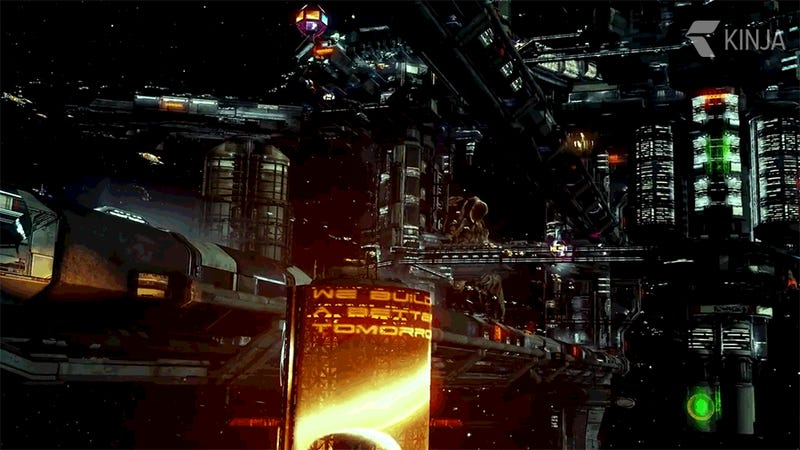 This incredible intergalactic game is a sci-fi fan dream