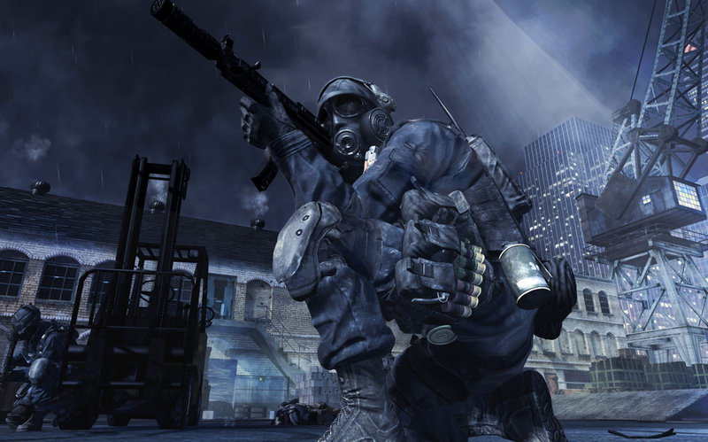 Illustration for article titled Let the Call of Duty: Modern Warfare 3 Bannings Begin!