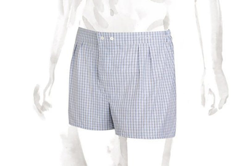 Illustration for article titled Hermès Is Selling a Pair of Old Navy Boxers From Last Season for $470
