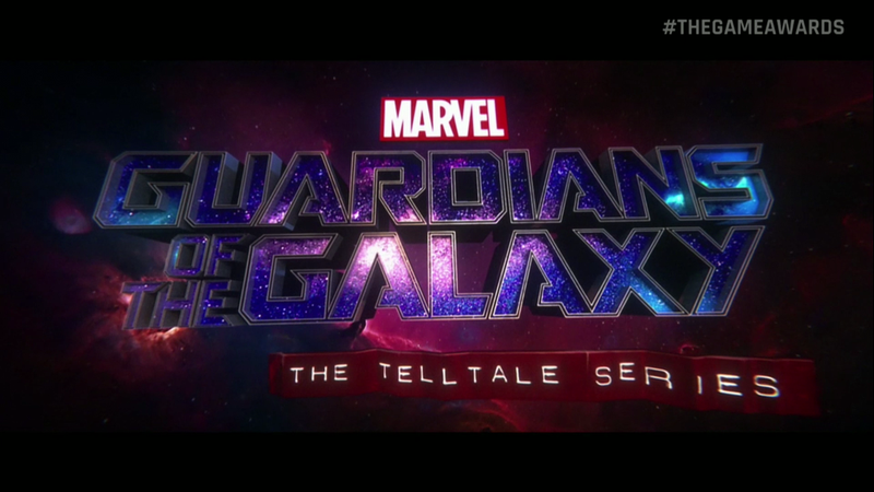 Illustration for article titled Telltale Announces Guardians of the Galaxy Adventure Game