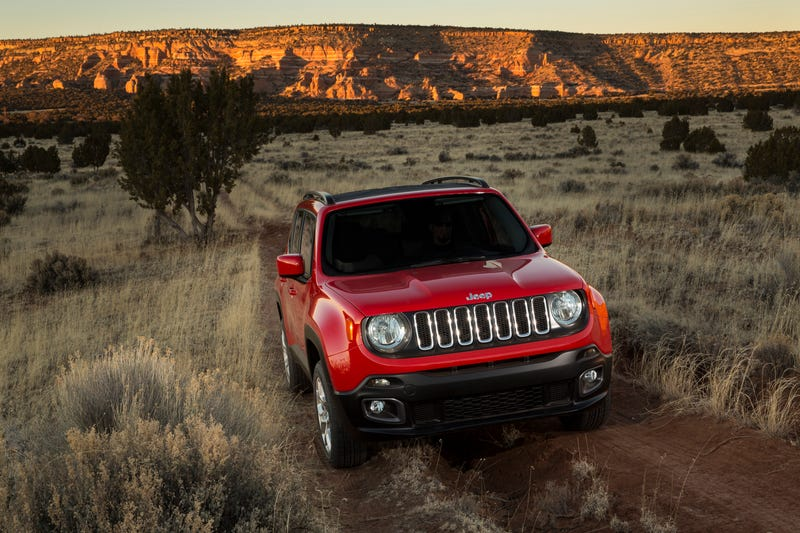Why Everyones Going Nuts Over The 2015 Jeep Renegade An Explainer