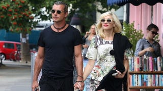 Illustration for article titled Gwen Stefani And Gavin Rossdale Are Getting Divorced, Wrecking Hearts
