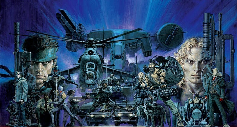 Illustration for article titled The Moneysaver: Metal Gear Legacy, Free Colonial Marines, Tons Of Apps