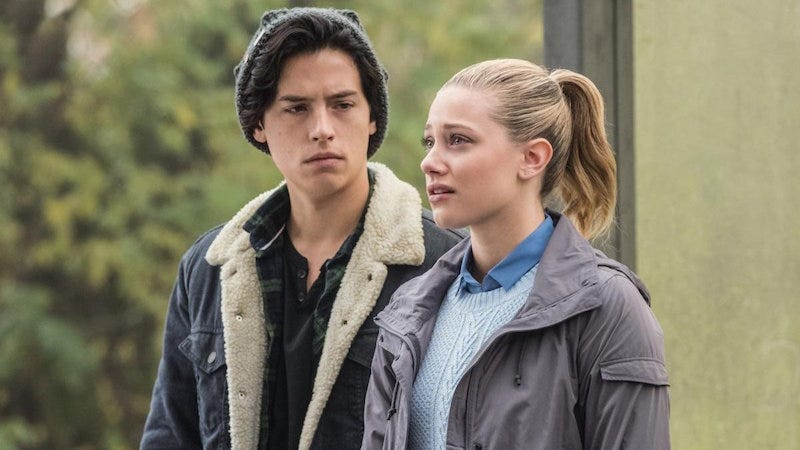 Image: Betty and Jughead in Riverdale (Dean Buscher/CW)