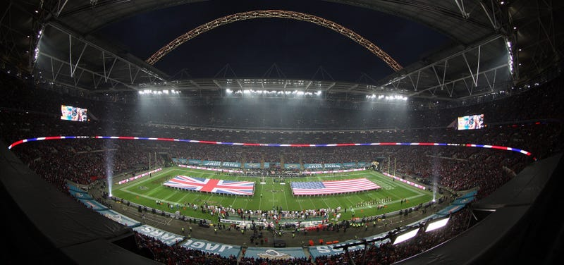 Illustration for article titled NFL London Game Will Begin Ass-Early