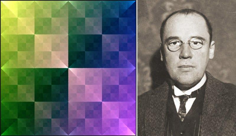 Waclaw Sierpinski fue uno de los mayores investigadores en matemáticas de fractales. Foto: Wikipedia