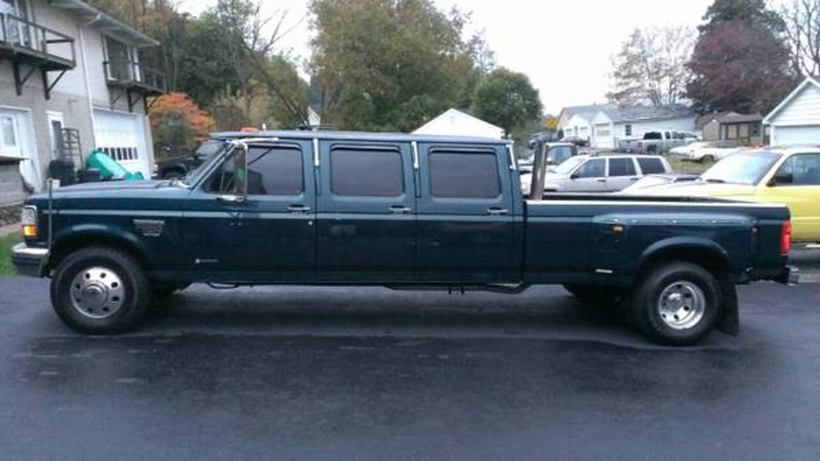 npocp 6 door 7 3l turbodiesel f 350 for 20k 88903