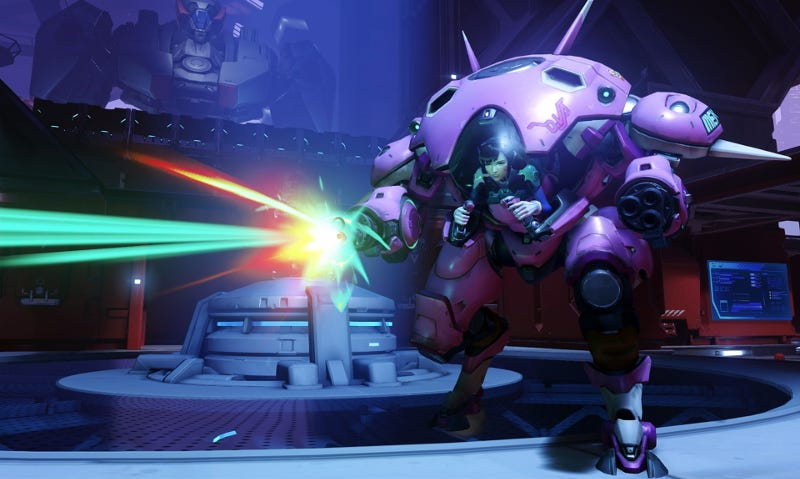 Illustration for article titled Somebody Made An Entire Game About Trying To Get Into The Overwatch Beta