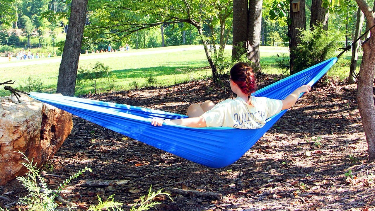 shine hai camping hammock  7 with code wk3gsqnl for  7 why wouldn u0027t you buy a camping hammock   rh   deals kinja