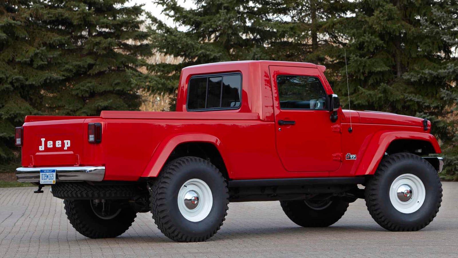 Progressive Dodge >> The Case For A New Jeep Truck