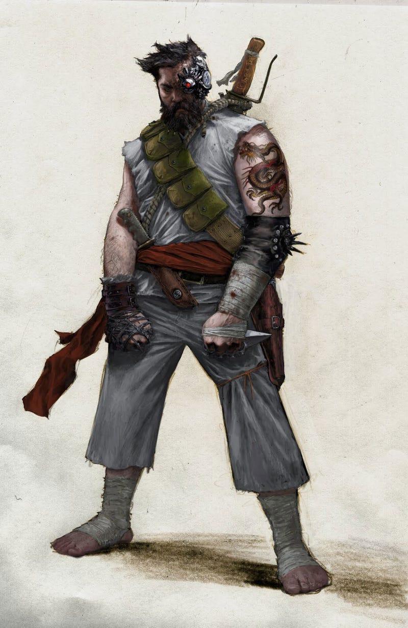 Illustration for article titled Mortal Kombat Reboot