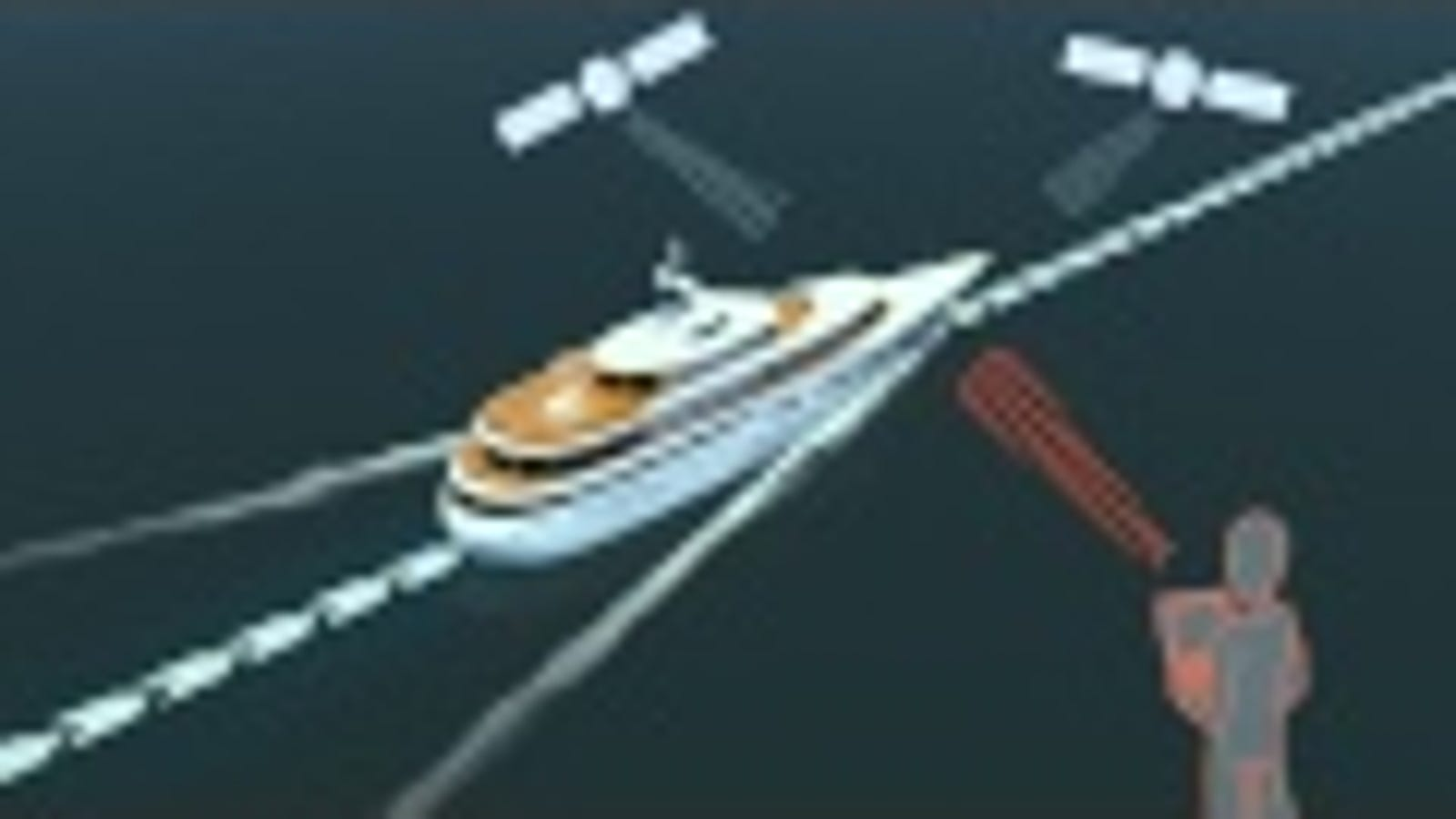 Students Take Control of $80 Million Superyacht Using Fake GPS Signals