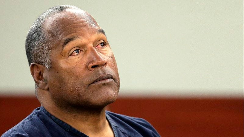 Illustration for article titled Sight Of O.J. Simpson Actually Kind Of Comforting