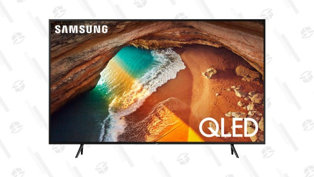 Samsung s 65-Inch Q60 QLED Smart TV Falls to $750