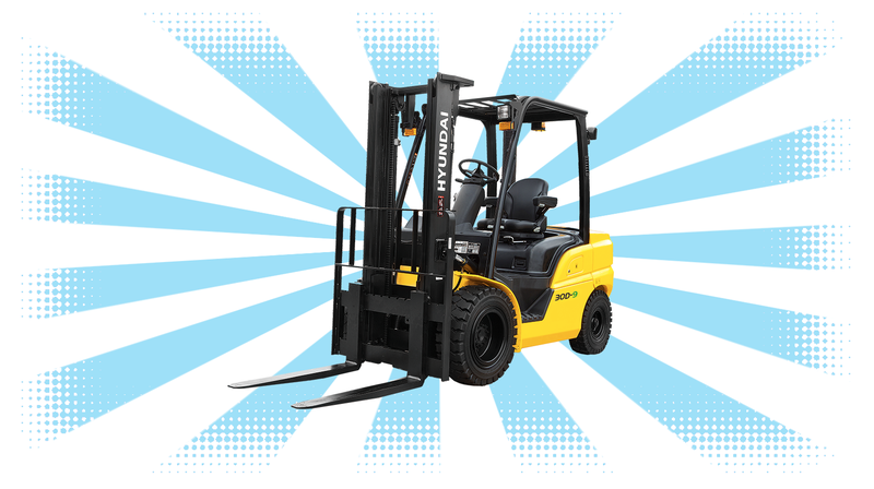 Illustration for article titled Quick Question: Are Forklifts Automobiles?