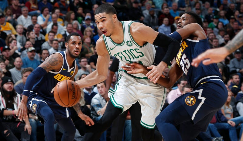 Illustration for article titled Jayson Tatum Appears To Have Contracted Kobe Brain