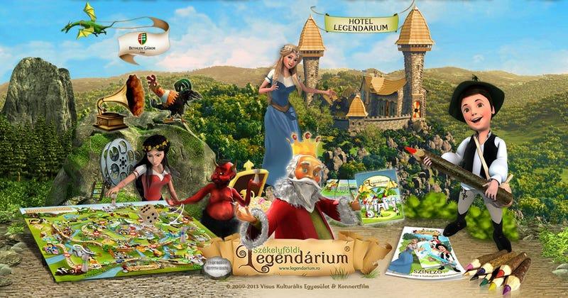 Illustration for article titled Székelyföldi Legendárium
