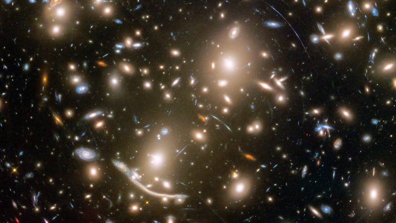 Galaxy cluster Abell 370 and beyond.