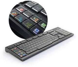 Illustration for article titled Optimus Maximus Keyboard Now for the (Expensive) Taking on ThinkGeek