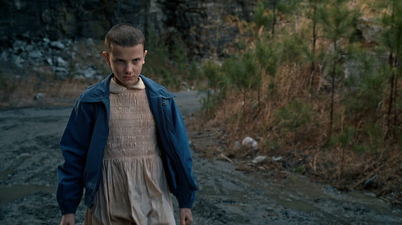 Illustration for article titled Buenas noticias para Mike: Eleven también estará en la segunda temporada de Stranger Things