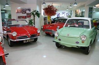 Malta car museum