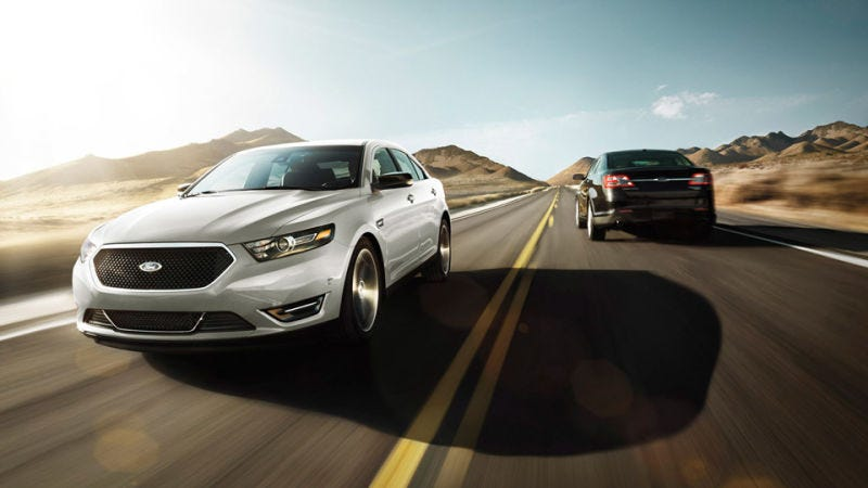The 365 Hp Ford Taurus Sho Is One Of The Best Sleeper Sedan Bargains