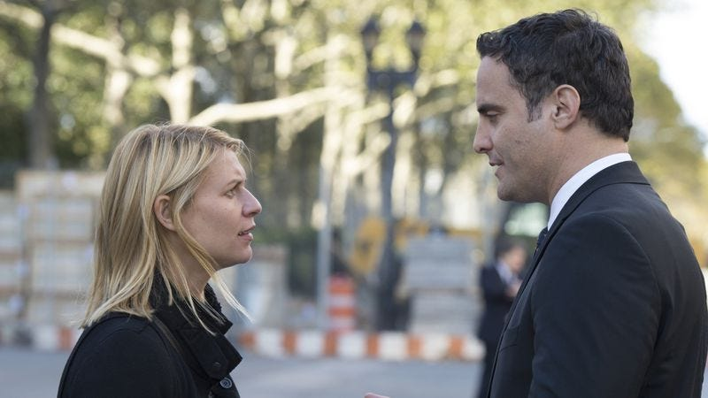 Claire Danes and Dominic Fumusa (Photo: JoJo Whilden/Showtime)