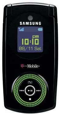 Illustration for article titled Samsung SGH-t539 Beat Hits T-Mobile