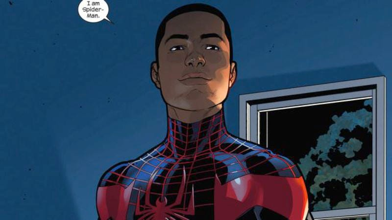 Illustration for article titled Miles Morales will be Sony's friendly animated Spider-Man in a new movie