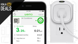 Wemo news videos reviews and gossip gizmodo - Devices burn energy even turned off ...