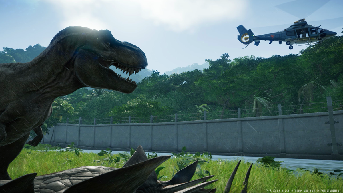 The Best, Worst, And Weirdest Jurassic Park Games