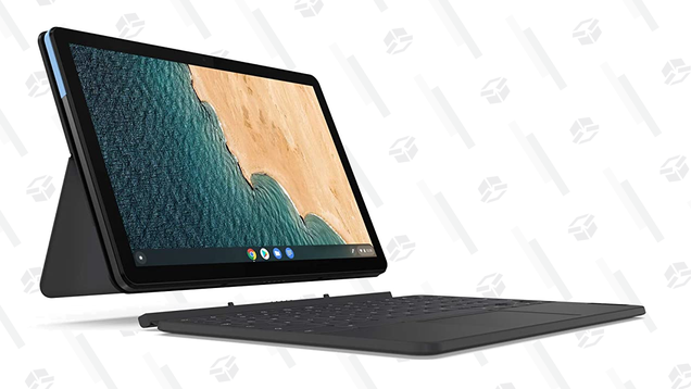 Lenovo's Chromebook Duet With Detachable Keyboard is Just $219