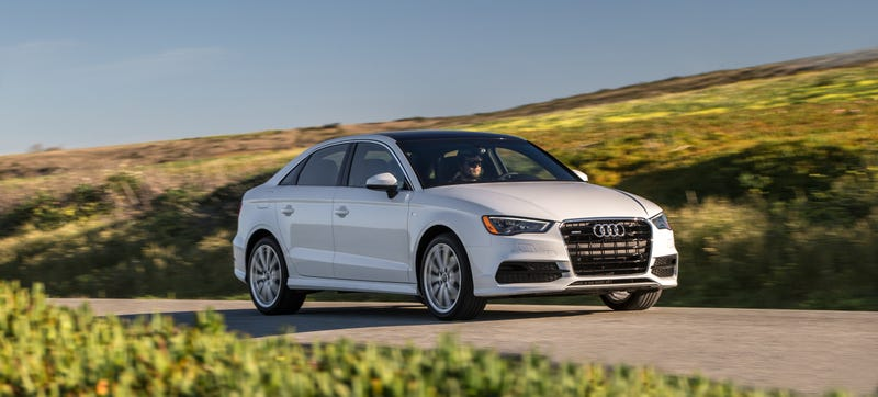 Illustration for article titled The 2015 Audi A3 Is Premium, Tidy, Fun, And Not A Hipster At All