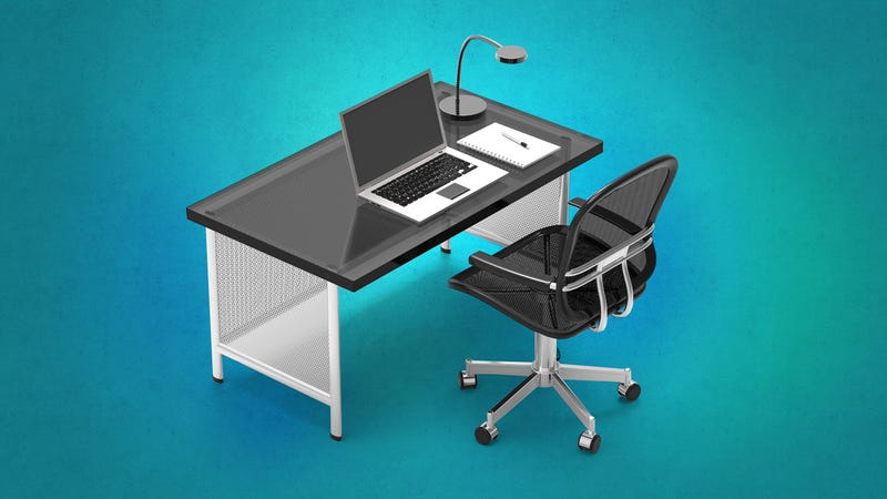Illustration for article titled Show Us Your Workspace