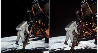 Illustration for article titled Una nueva simulación desmonta dos bulos sobre la llegada a la Luna