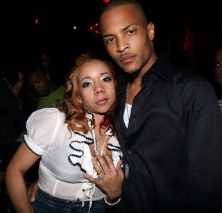 Ride-or-die couple T.I. and Tiny.