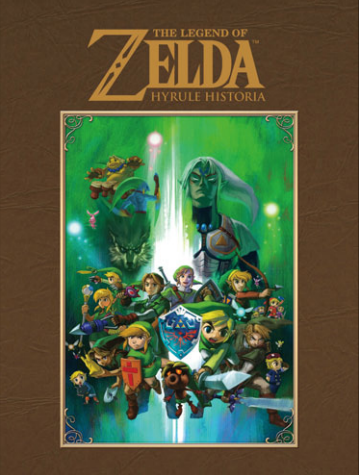 Illustration for article titled Hyrule Historia, the Zelda Encyclopedia, Will Be Localized for North America