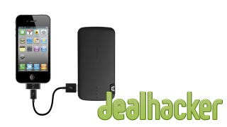 Illustration for article titled Today's Deals: External Battery Pack, New Nexus 7, MacBook Air