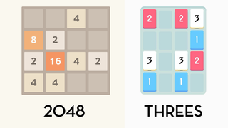 Illustration for article titled 2048's Massive Popularity Triggers Cloning Controversy