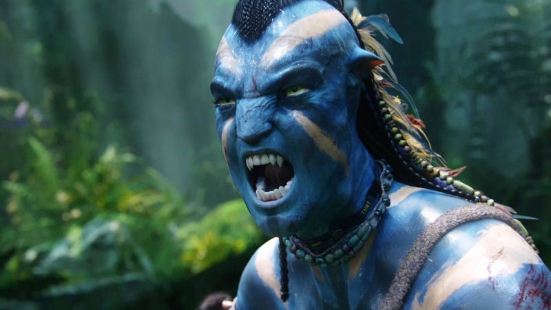 Don't get angry because there are four Avatar sequels coming.