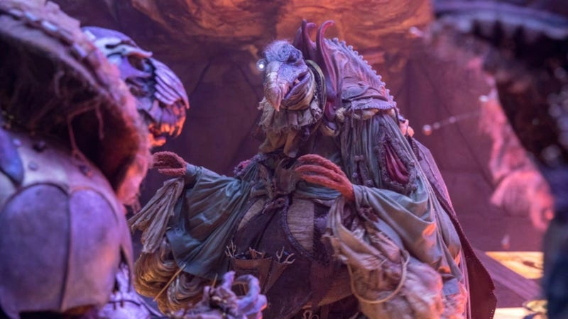 The world of Dark Crystal is coming to Netflix...and your Nintendo Switch.