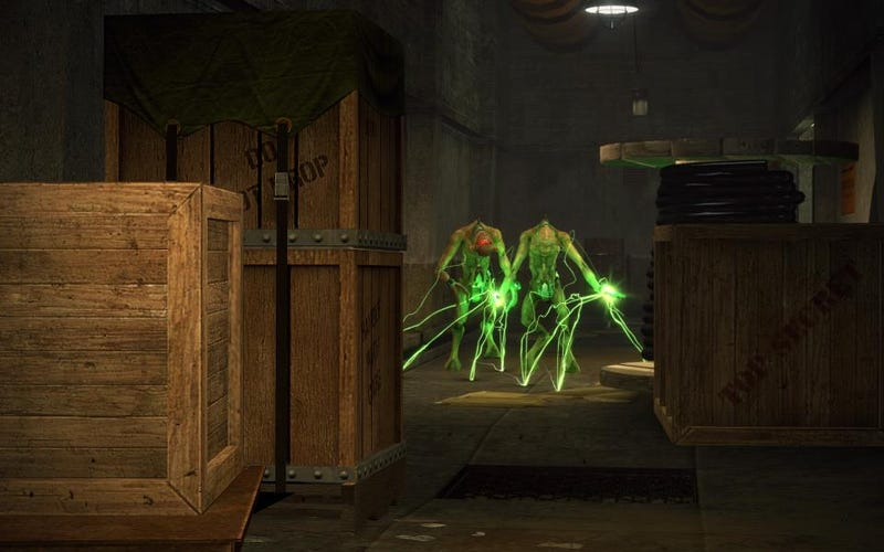 Illustration for article titled A Fresh Look At The Long-Awaited Half-Life Remake