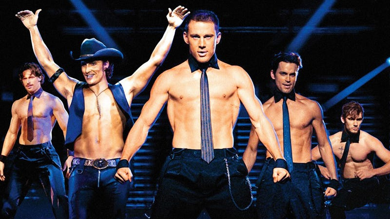 Illustration for article titled The Magic Mike Musical Will Include Audience Lap Dances So You Better Bring a Lot of Ones
