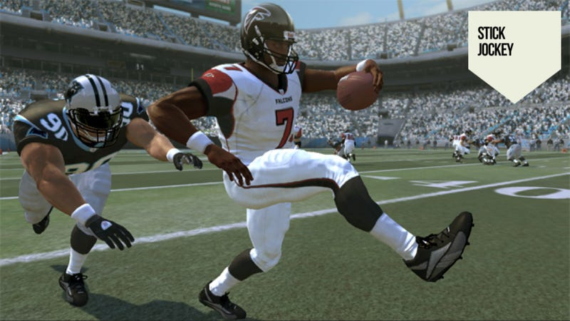 Illustration for article titled Ten Years Later, Michael Vick Would Have a Harder Time Breaking Madden