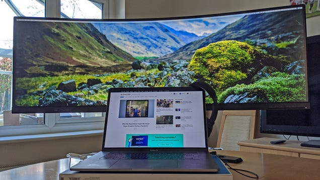 How to Make the Most of an Ultrawide Monitor