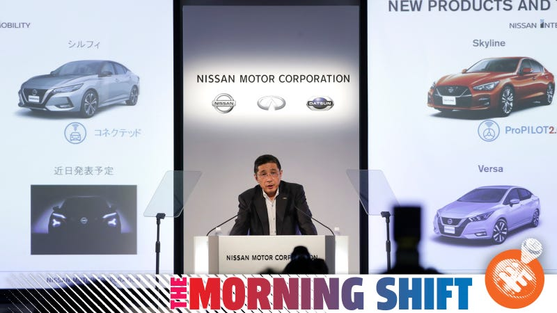 Illustration for article titled Nissan Loses Another Top Boss To A Money Scandal