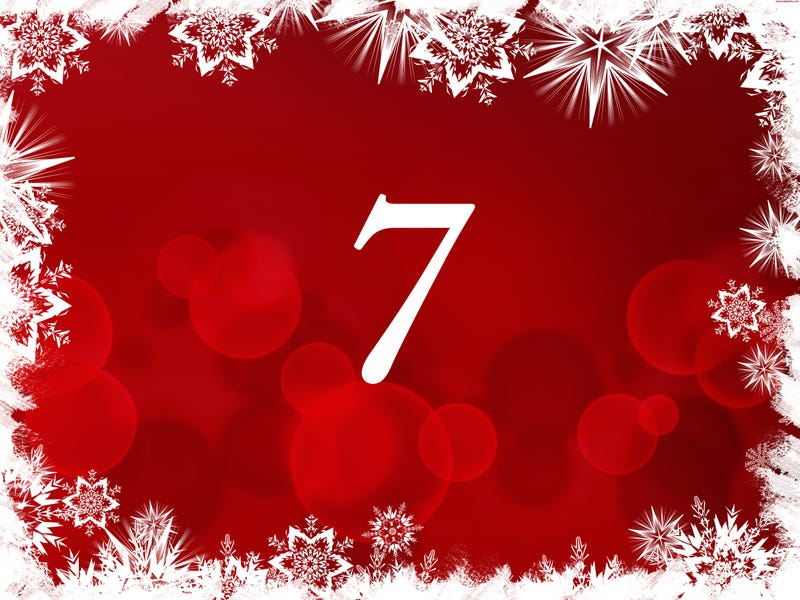 Illustration for article titled The TAY Advent Calendar: Day 7