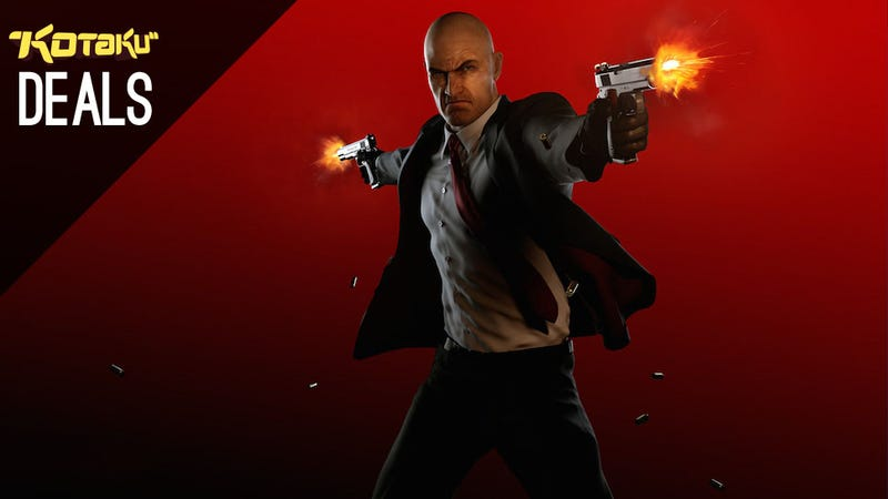 Hitman: Absolution and Deadlight Are Your April Games With Gold